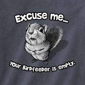 Funny squirrel shirts