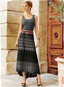 best of party wear long skirt