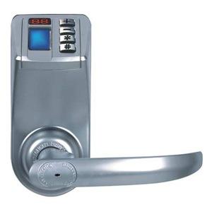 biometric lock from Grainger