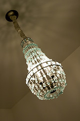 One of the top ten tips for hanging a chandelier