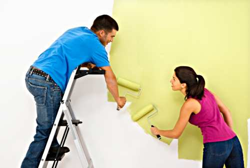 A list of the top ten DIY home decorating tips