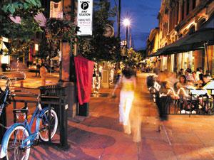 Larimer Square best places to shop in Denver