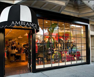 Best clothing stores in San Francisco Ambiance