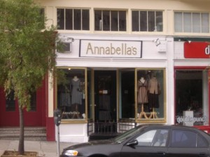 Best clothing stores in San Francisco Anabellas