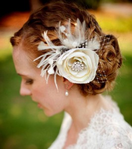 A list of the best of wedding hair styles accessories