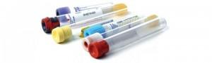 lab testing vials