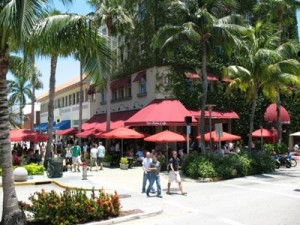 Best South Florida Shopping Malls Lincoln Road Mall
