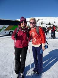 A list of the top ten skiing safety tips