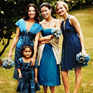 One of the top ten choosing bridesmaids tips