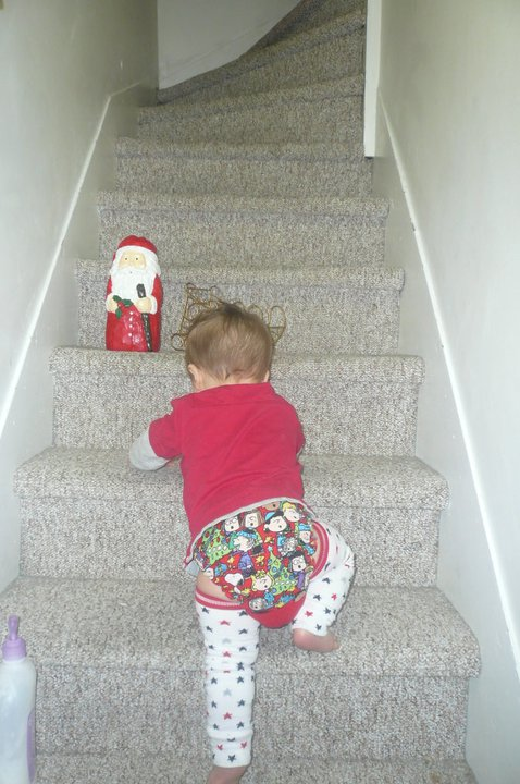 One of the top ten ways to get upstairs