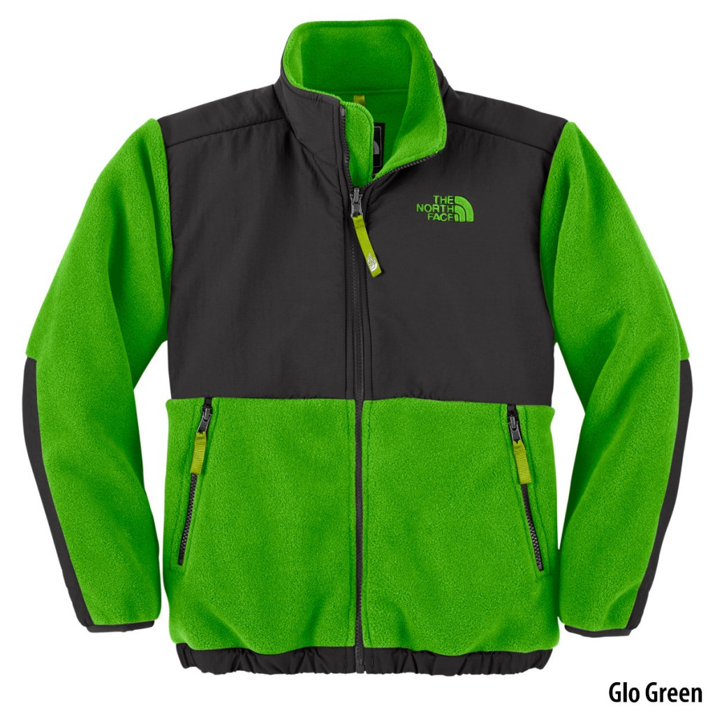 Kids North Face jacket from Gander Mountain