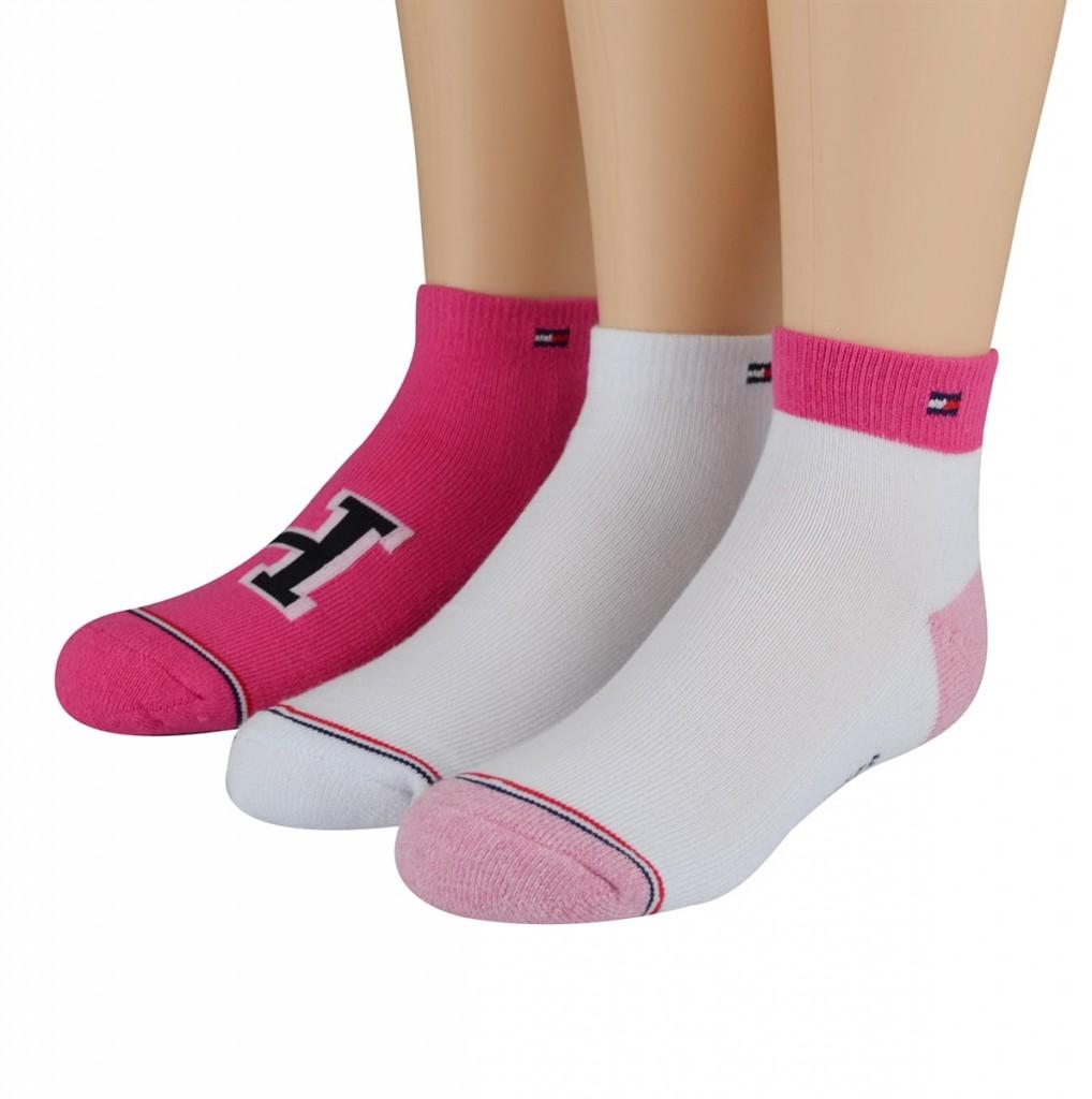 Tommy Hilfiger girls socks at Socksmax