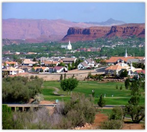 Top 10 places to live in Utah St george