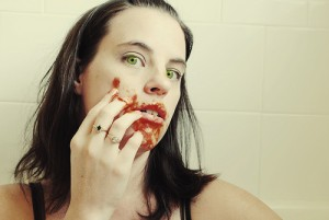 A list of the top ten ways to know your girlfriend is a zombie