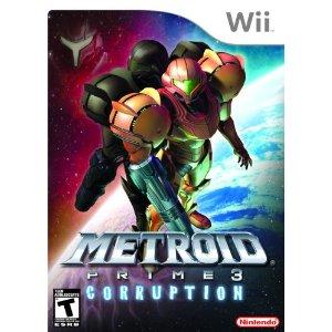 A list of the top ten best Wii games