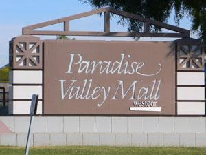 Best of shopping in phoenix Paradise valley mall
