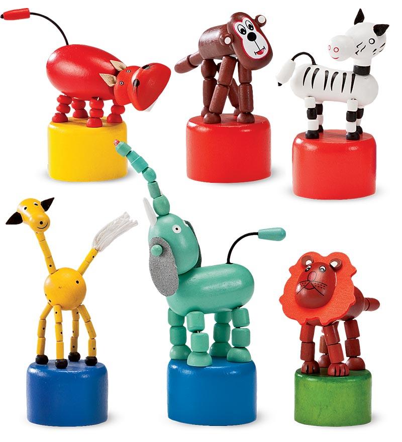 Jungle animal toys