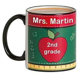 Personal Creations Teacher Appreciation mug