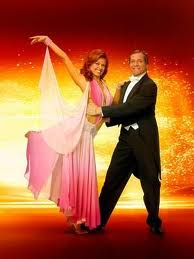 A list of the top ten dancing stars