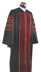 A list of the top ten collegiate regalia