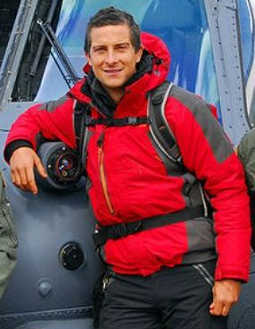 A list of the top ten Bear Grylls gear