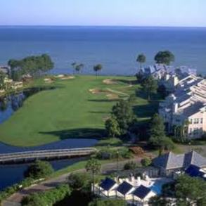 A list of the top ten Sandestin golf course holes