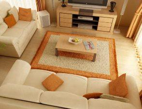 A list of the top ten living room ideas