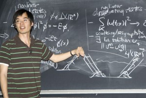 A list of the top ten smartest people in the world