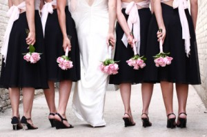 A list of the top ten best wedding colors