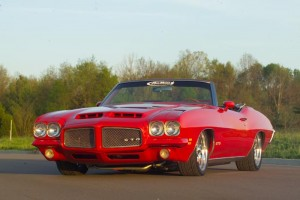 A list of the top ten best cars to restore