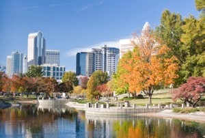 Top 10 places to live North Carolina charlotte