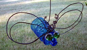 A list of the top ten repurposed crafts