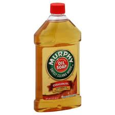 Murphy Oil soap is an effective antibacterial cleaning product