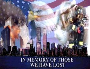A list of the top ten ways of remembering September 11