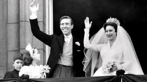 Princess Margaret (UK) and Anthony Armstrong-Jones