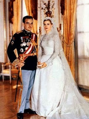 Prince Rainier III (Monaco) and Grace Kelly