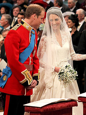 Prince William (UK) and Catherine Middleton