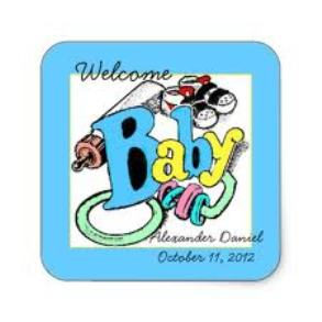 welcome baby gifts