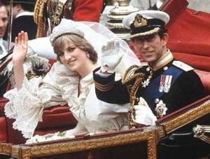 Prince Charles (UK) and Diana Spencer