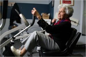 Exercise for the elderly