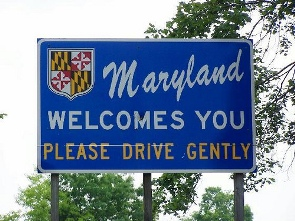 places to live in Maryland