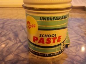 school paste