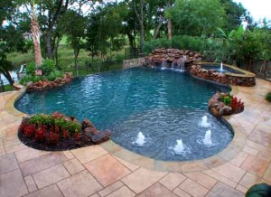 top 10 extravagant backyard makeovers pool