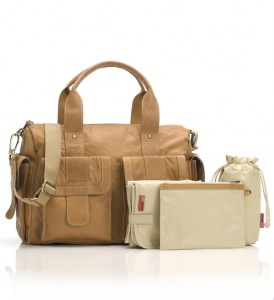 Unisex diaper bags for dad and mom