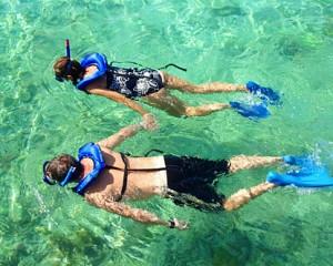 practice scuba