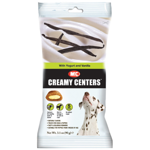 Creamy center dog treats from Lambert Vet Supply