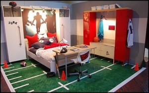 Top 10 boy and girl rooms sports