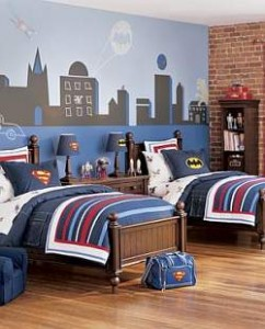 Top 10 boy and girl rooms superhero