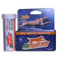 rehydrate liquid treats from dogids