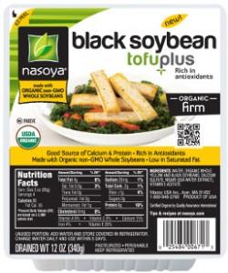top 10 new health products blackbean tofu plus